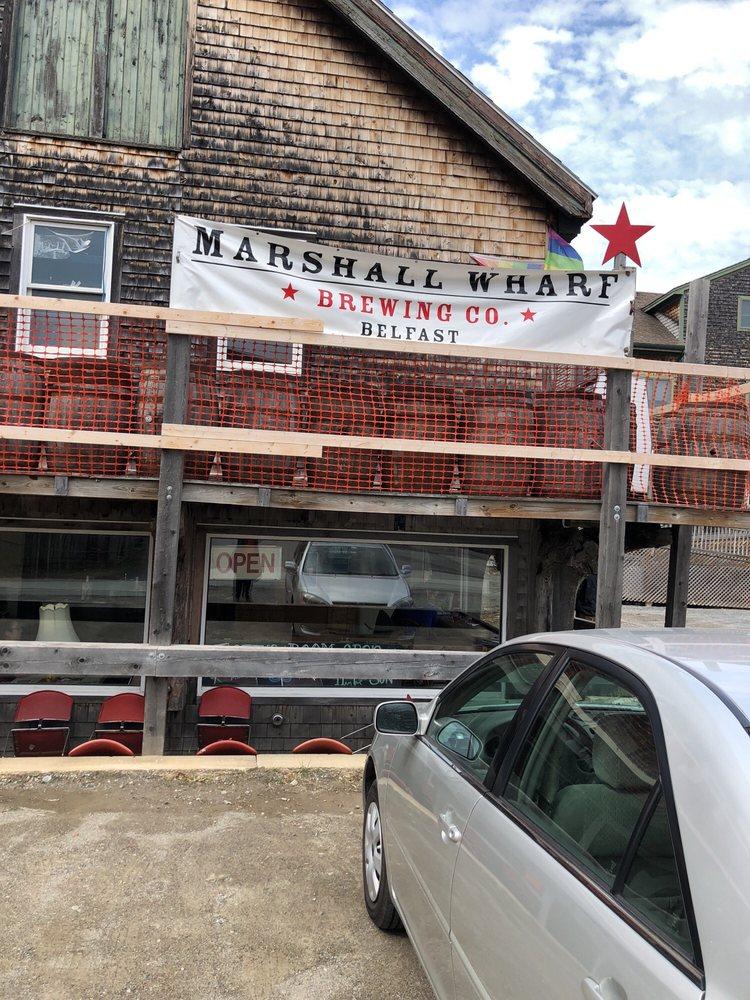 Marshall Wharf Brewing Company: 36 Marshall Wharf, Belfast, ME