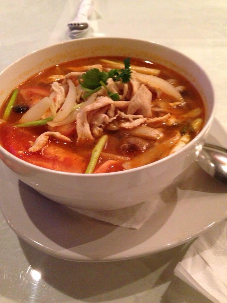 My Thai Cafe Bloomington In Menu
