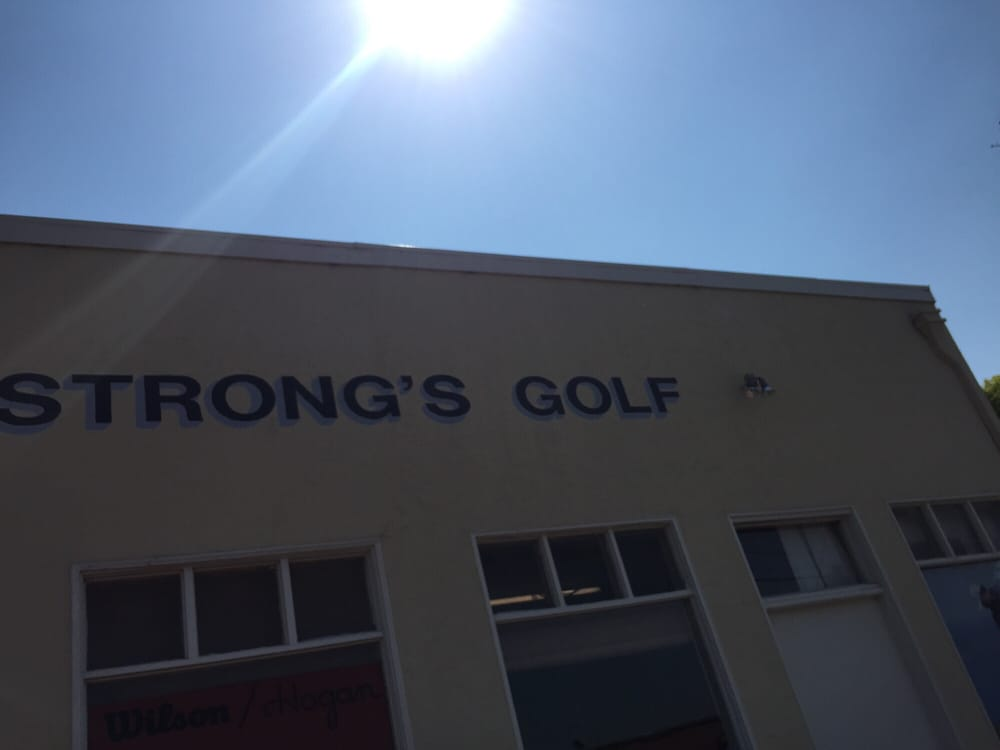 Strong's Golf Service