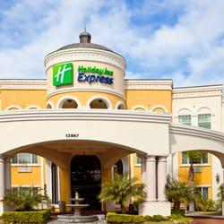 Holiday Inn Express Suites Garden Grove Anaheim South
