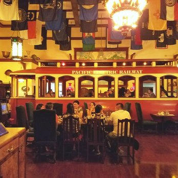 The Old Spaghetti Factory - Buena Vista, Duarte, California - Rated based on Reviews