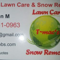 T macs lawn care snow removal landscaping winnipeg mb photo of t macs lawn care snow removal winnipeg mb canada new business cards colourmoves