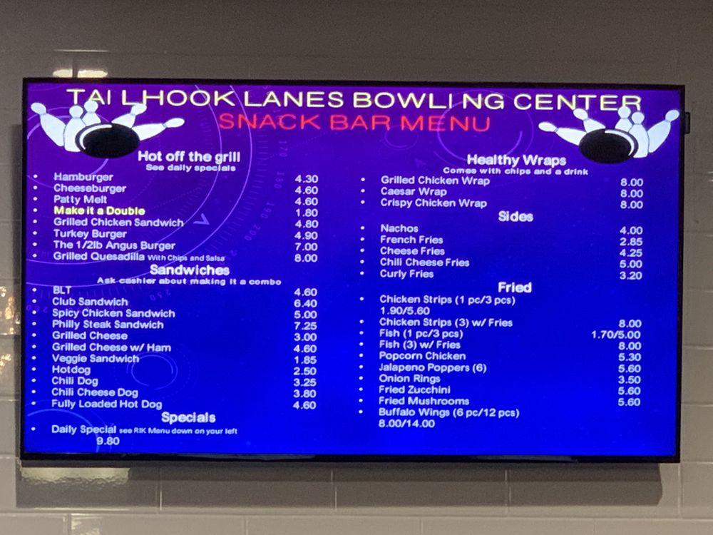 Bowling Alley: 823 Hancock Circle NAS,, Lemoore Station, CA