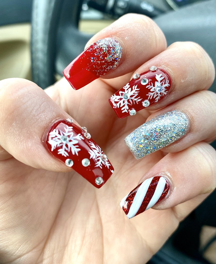 Nails by Jayden: 6675 Pine Forest Rd, Bellview, FL