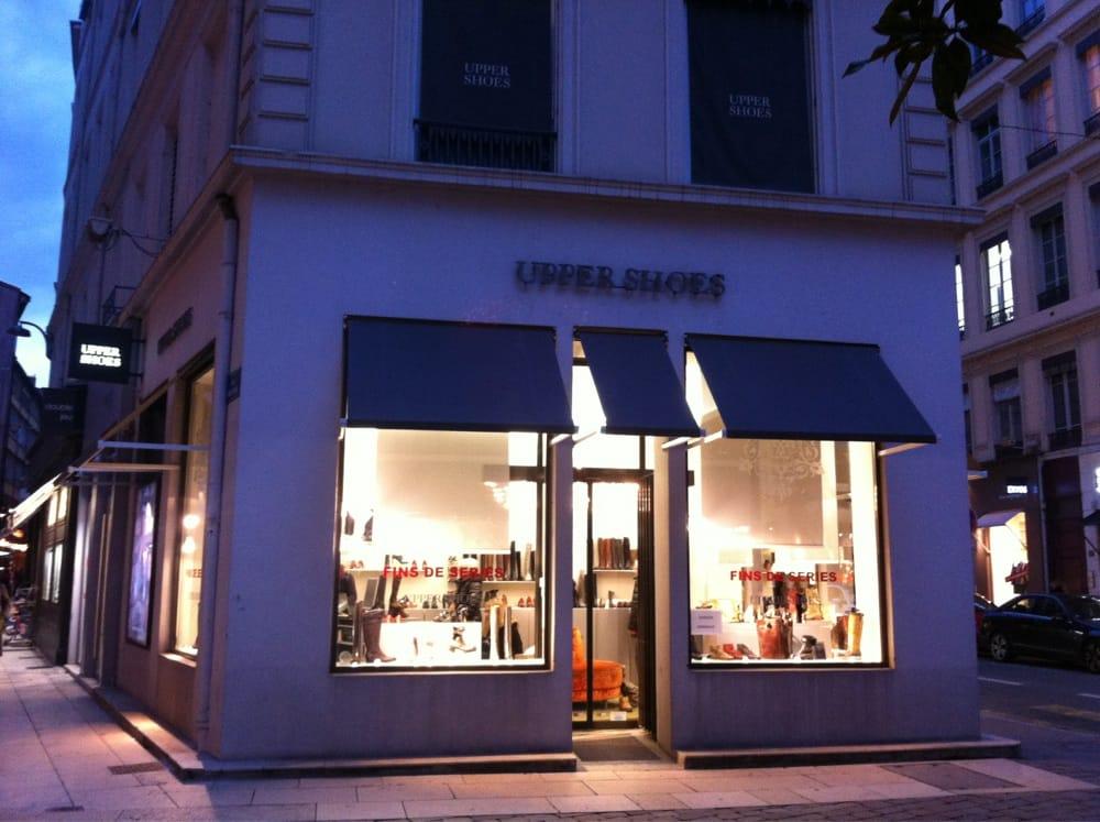 upper shoes magasins de chaussures 54 rue de brest bellecour lyon num ro de t l phone yelp. Black Bedroom Furniture Sets. Home Design Ideas