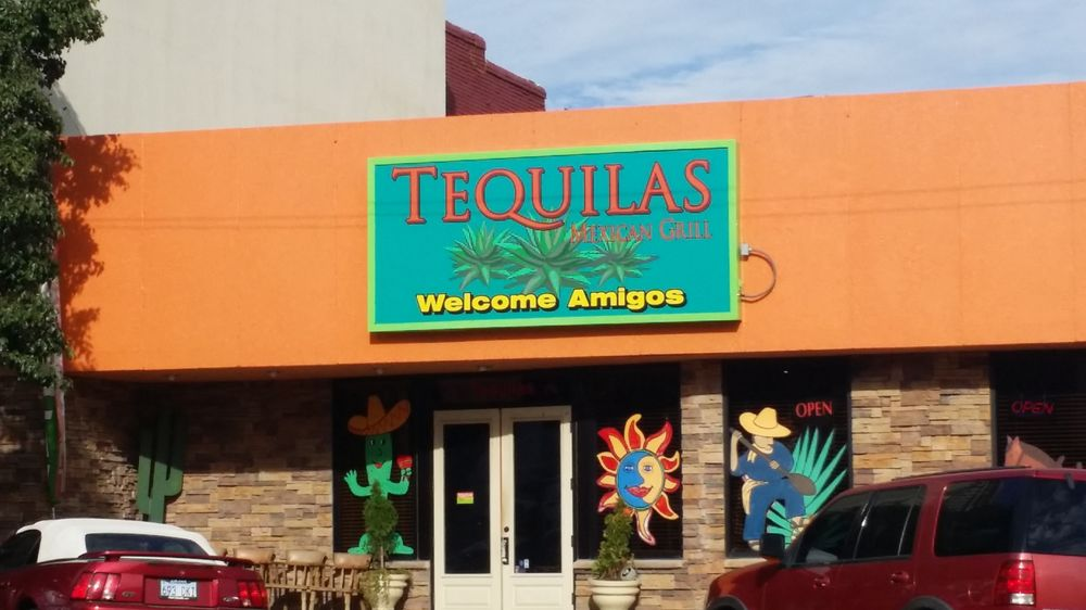 Tequilas Mexican Grill: 205 Norris Ave, McCook, NE