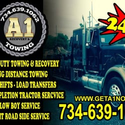 Photo of A1 Recovery & Towing - Monroe, MI, United States ...