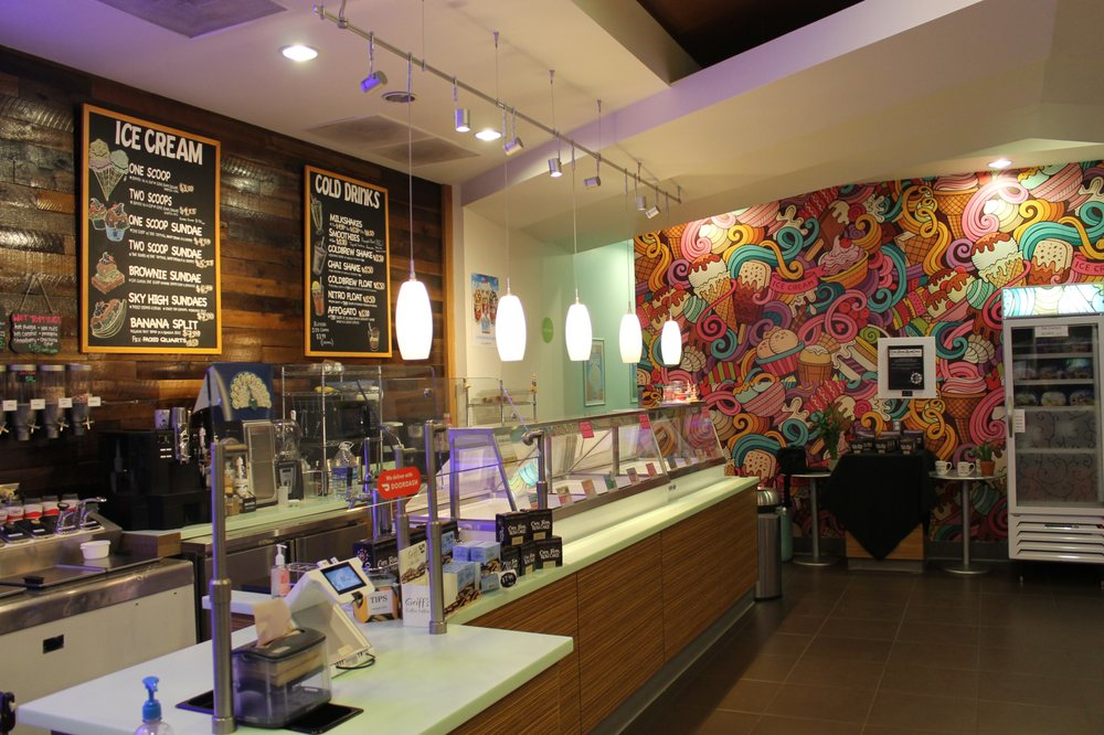 Salem Creamery & Coffee: 5038 Peters Creek Pkwy, Winston-Salem, NC
