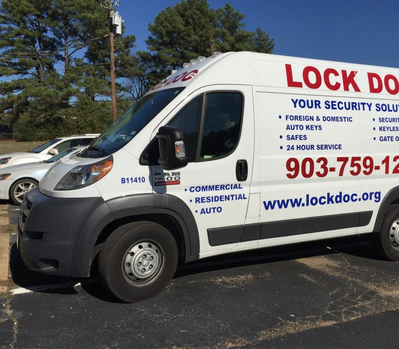 Lock Doc: 3506 W Loop 281, Longview, TX