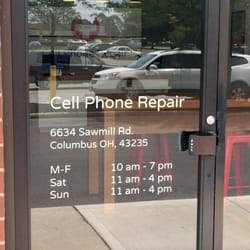 iphone repair columbus ohio cpr cell phone repair dublin 手機維修 6634 sawmill rd 8349