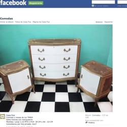 Casa fus muebles reciclados venta muebles antiguos con - Reciclado de muebles viejos ...