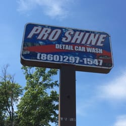 Pro Shine Detailing Car Wash 946 Maple Ave South End Hartford Ct Phone Number Yelp
