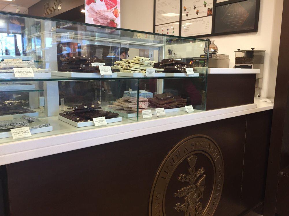 Lindt Chocolate Shop & Beverage Bar: 595 West Linmar Lane, Johnson Creek, WI