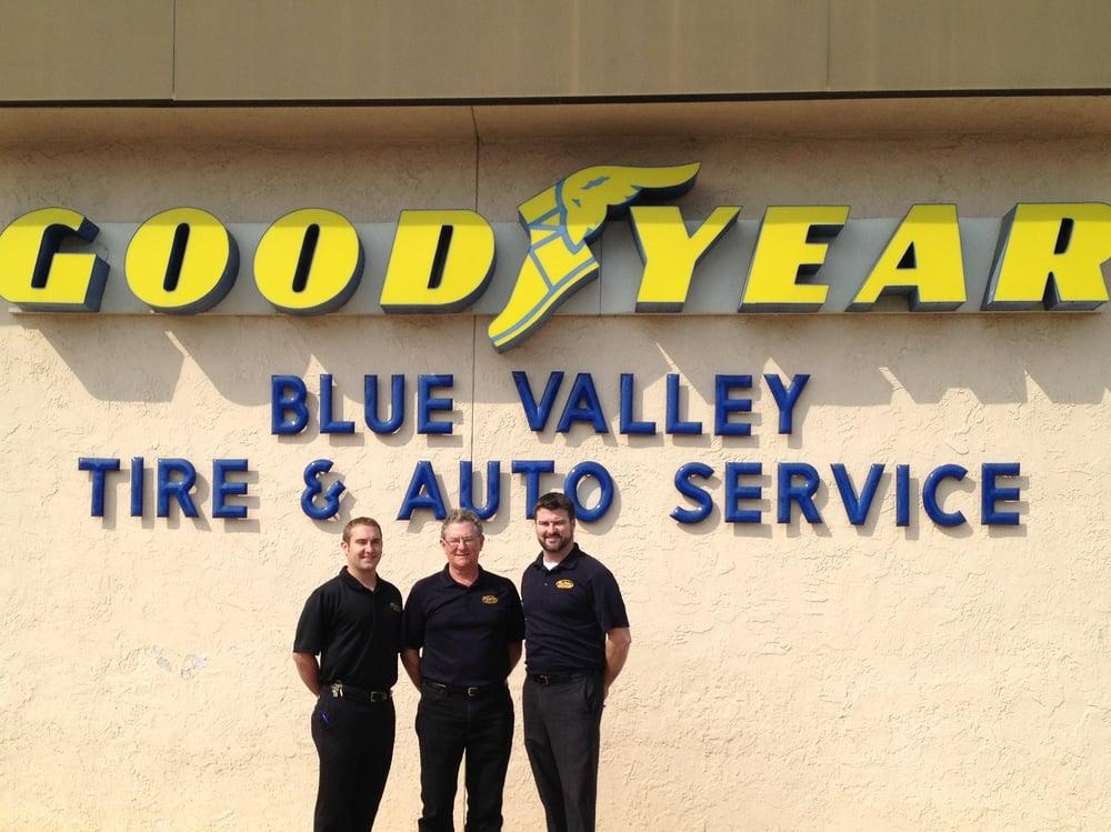 Blue Valley Tire & Auto Service: 6717 W 119th St, Overland Park, KS