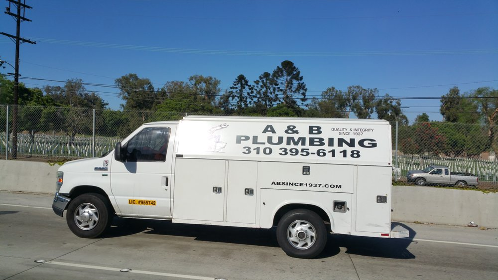 A B Plumbing Heating Electrical 25 Reviews 4800 Venice Blvd Mid City Los Angeles Ca Phone Number Yelp