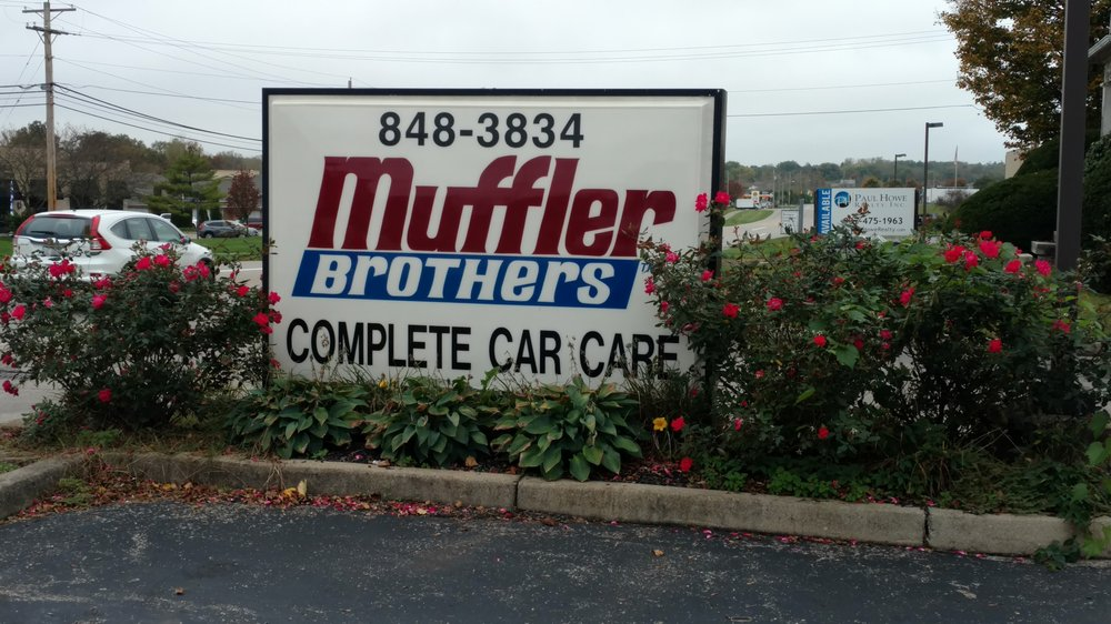 Muffler Brothers: 4370 W Franklin St, Bellbrook, OH