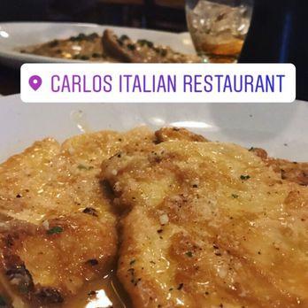 Carlos Italian Restaurant Yonkers