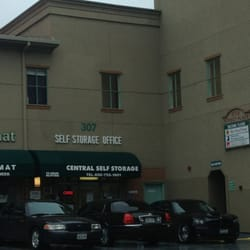 Photo Of Central Self Storage   Daly City, CA, United States. Rainy But