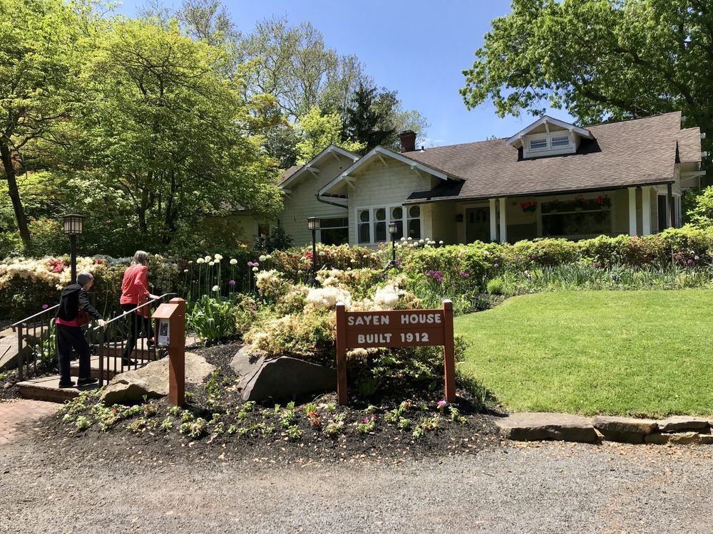 Sayen House & Gardens
