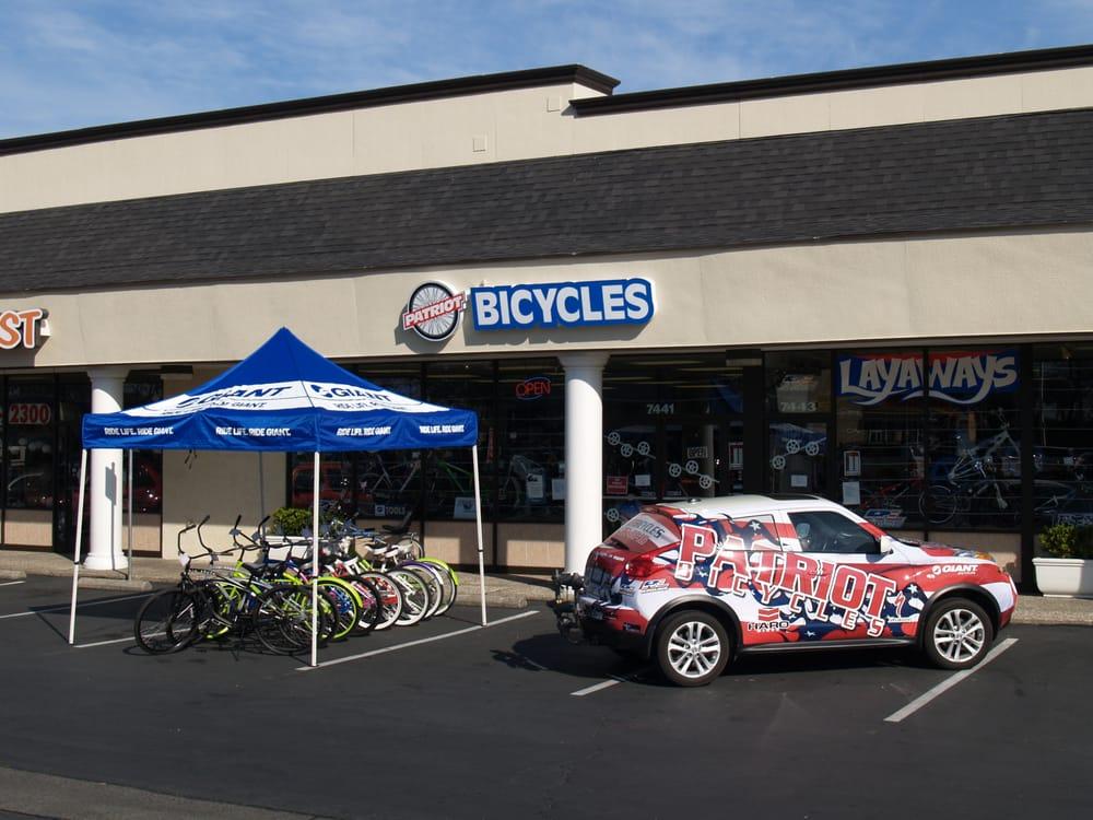 Patriot Bicycles