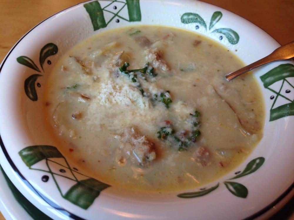 Zuppa Toscana Yelp