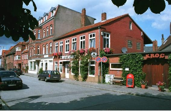 Hotel Plöner Hof  Hotels  Johannisstr 2, Plön
