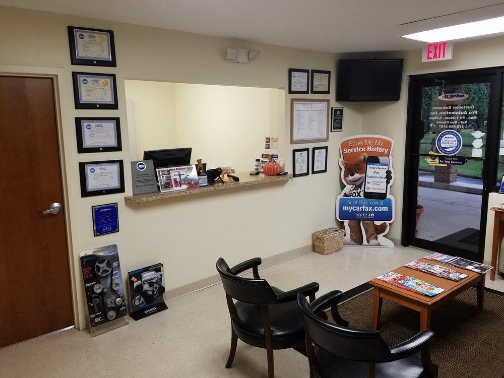 Pro Automotive: 1741 Spruce St, Martinsville, VA