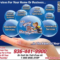 Bug Stoppers - Pest Control - Conroe, TX - Phone Number - Yelp