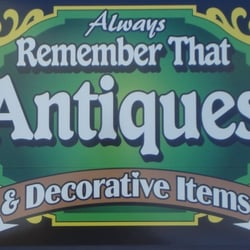 Always Remember That Antiques - Antiques - 26301 75th St, Salem, WI