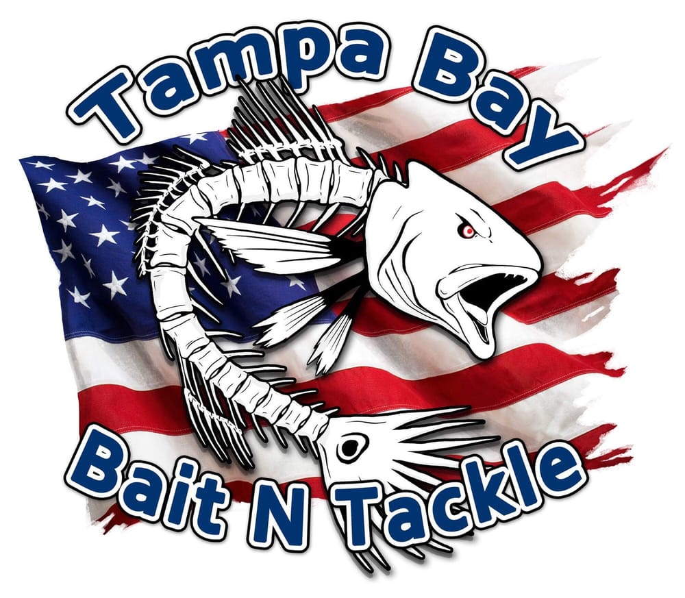 Tampa Bay Bait N' Tackle: 9735 W Hillsborough Ave, Tampa, FL