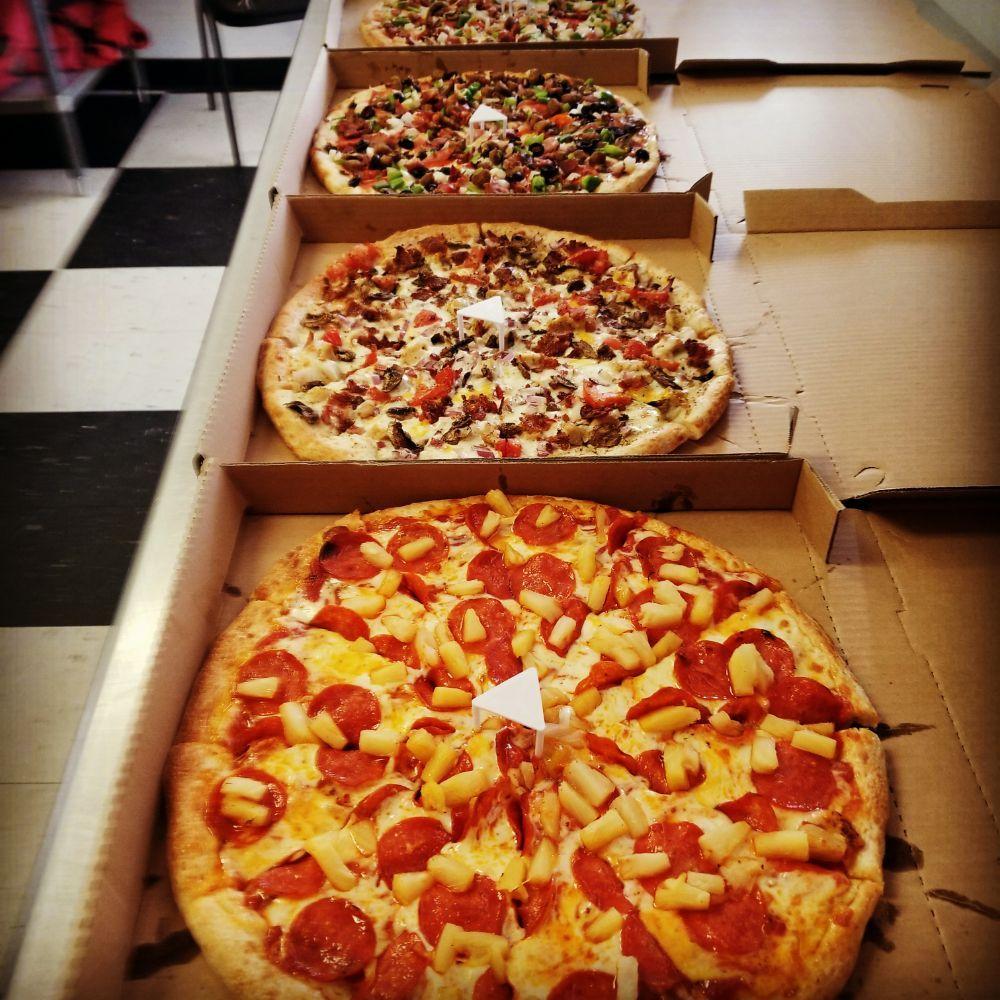 City Creek Pizza: 1306 W N Temple, Salt Lake City, UT