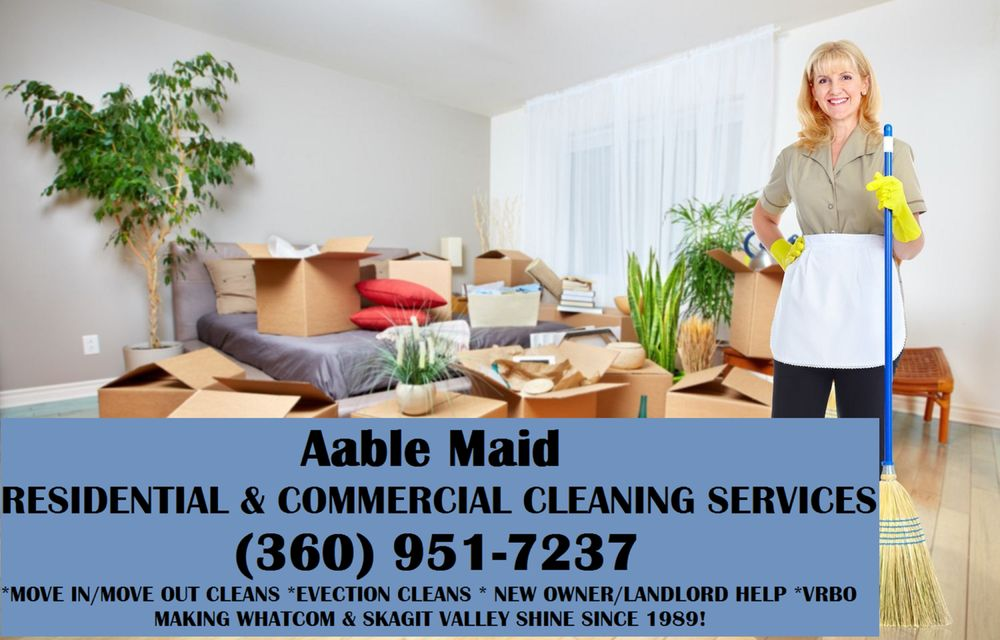 Aable Maid: 4672 Birch Bay Lynden Rd, Blaine, WA