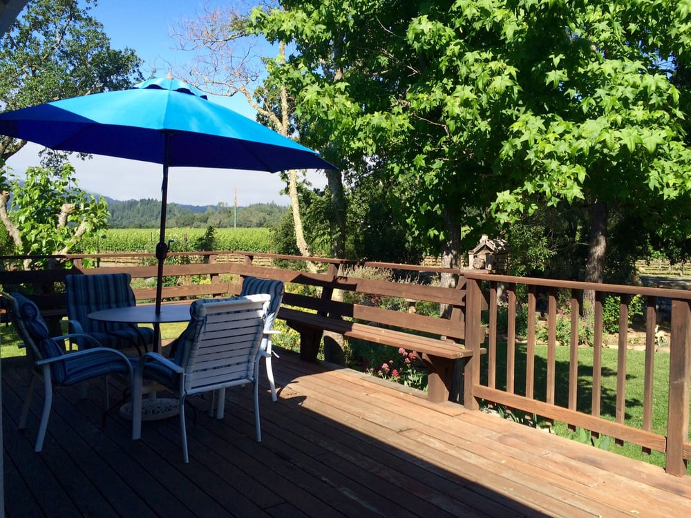 Trailside Bed And Breakfast Calistoga