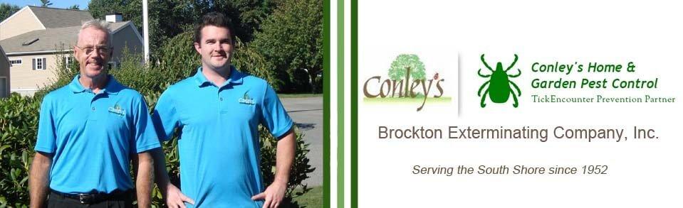 Conley's Home & Garden Pest Control: 108 Tussock Brook Rd, Duxbury, MA