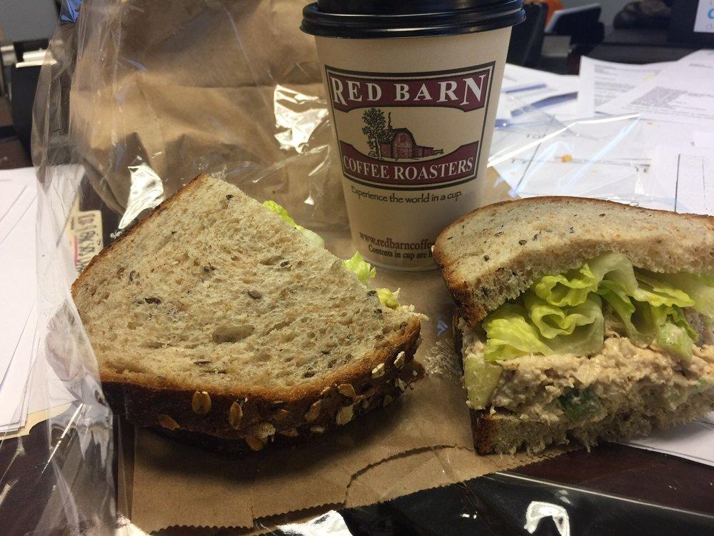 Red Barn Coffee Roasters: 205 Turnpike Rd, Southborough, MA