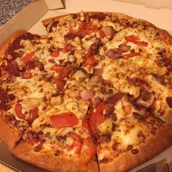 Pizza hut lindsay oklahoma