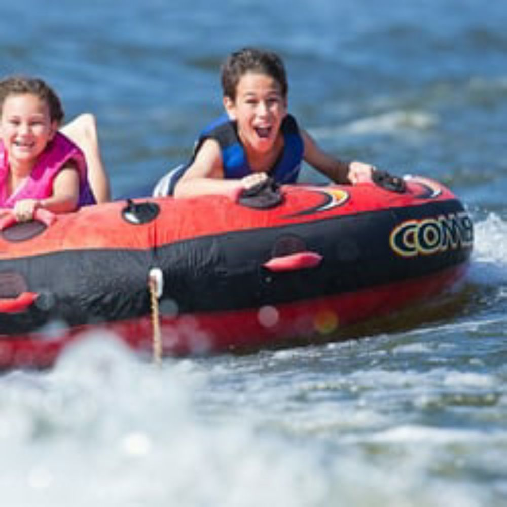 Young Harris Water Sports Lake Oconee