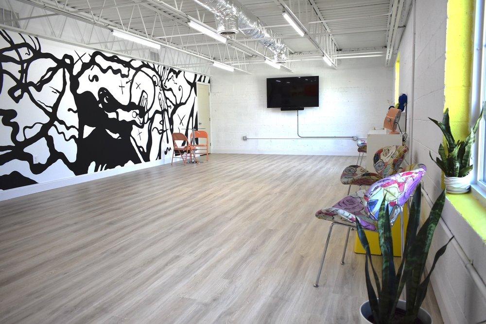 Creative Saints Loft: 4633 42nd Pl, Hyattsville, MD