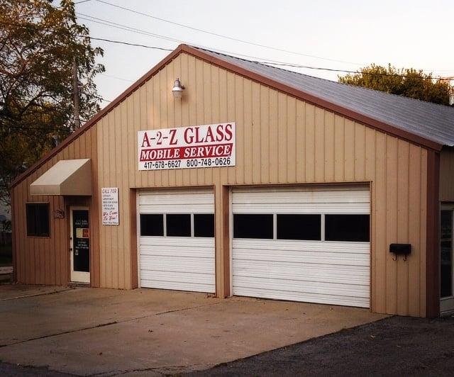A-2-Z Glass Mobile Service: 420 S Adams Ave, Aurora, MO