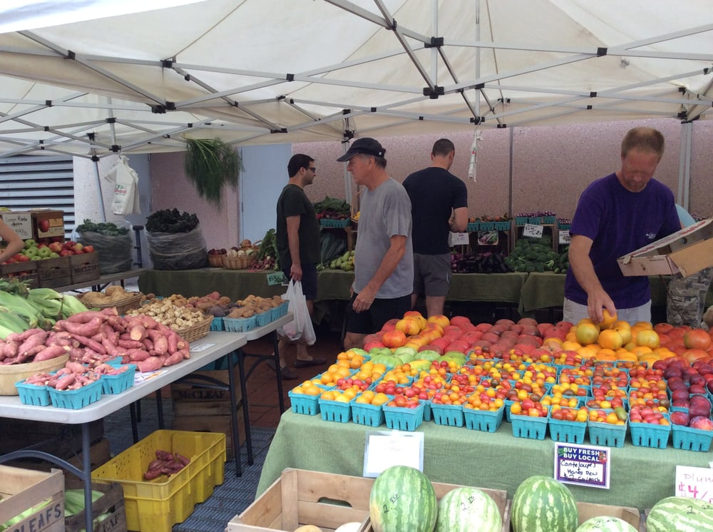 Bloomingdale Farmer's Market