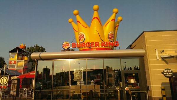 burger king burgers riswicker str 89 kleve nordrhein westfalen germany restaurant. Black Bedroom Furniture Sets. Home Design Ideas