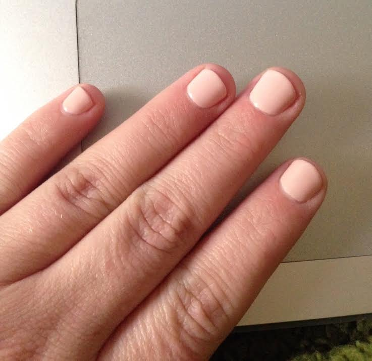 Nail Polish For Super Short Nails | Hession Hairdressing