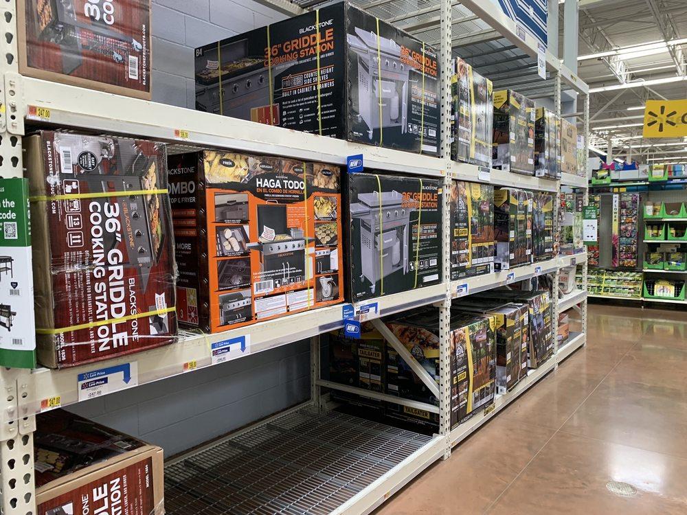 Walmart Supercenter: 160 Springville Station Blvd, Springville, AL
