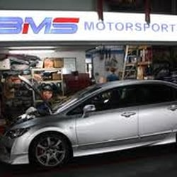Bms motorsports auto parts supplies 10 ang mo kio for Garage bms auto