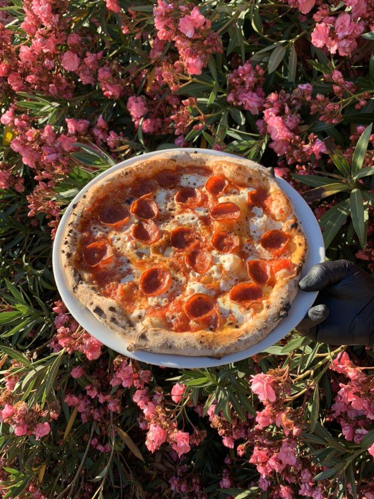 FIRED Mobile Pizza Oven: Stockton, CA
