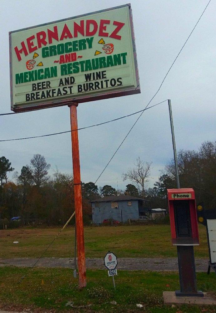 Hernandez Restaurant: 4114 Texas 103, Lufkin, TX