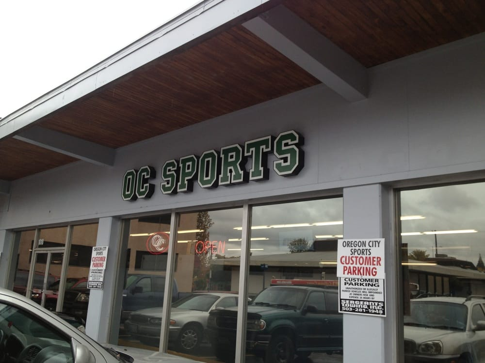 Oregon City Sporting Goods: 1010 Main St, Oregon City, OR