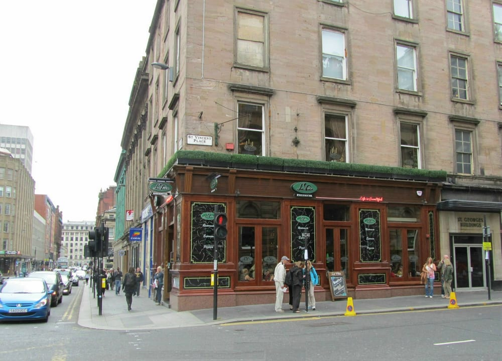 Queen St Glasgow Restaurants