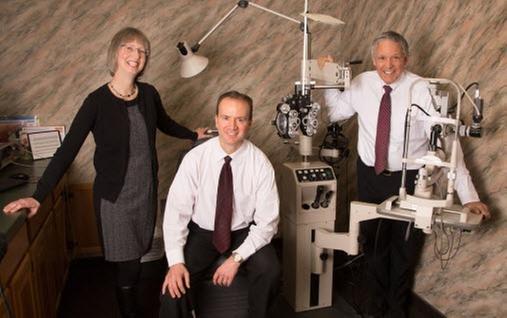 Advanced Eyecare & Contact Lens Center: 1555 Brady St, Chesaning, MI