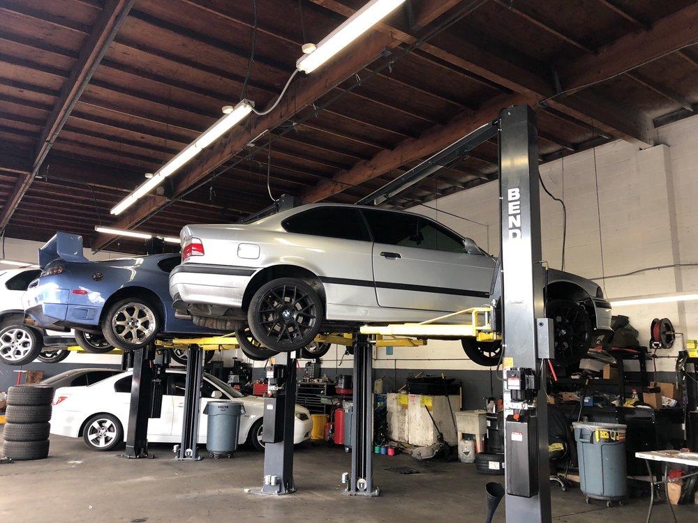 BMW Tech: 1403 Broadway, Chula Vista, CA
